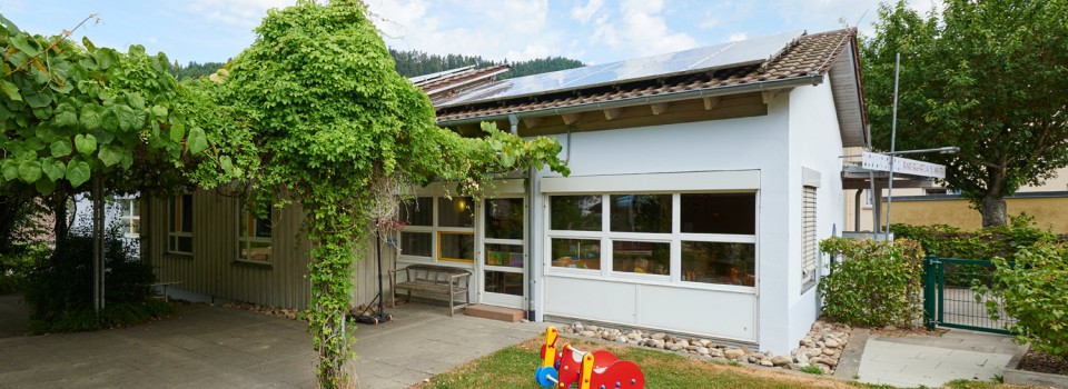 Katholischer Kindergarten St. Martin - Schiltach